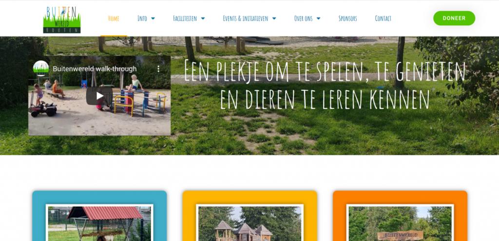 Screenshot of Buitenwereld.nl